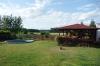 zahrada, altán, bazén