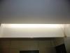 detail stropního osvětlení