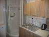 kuchyňka, koupelna