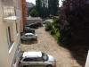 parkování za domem
