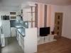 kuchyňský kout, obývací pokoj