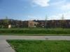 okolí domu, školka
